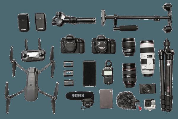 videography-gear